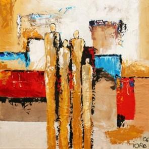 Online betaalbare moderne schilderijen schilderijen webshop for Schilderij zeezicht