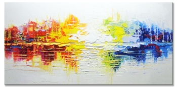 Northern Lights 120x60 cm